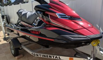 2018 Yamaha FX Limited Wave Runner