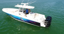 2008 Intrepid 370 Open Bow CC