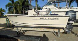 2005 Sea Hunt 202 Triton